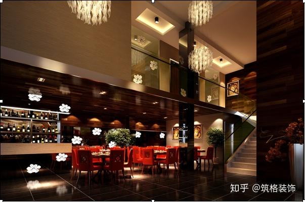 餐饮装修设计:这样做让顾客更加喜欢你的餐厅